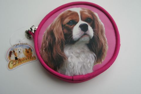 CAVALIER BLENHEIM COIN PURSE
